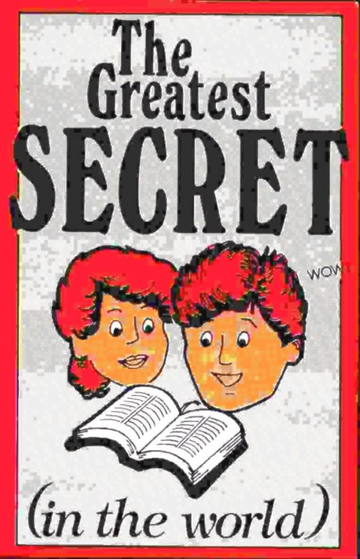 The Greatest Secret - CD