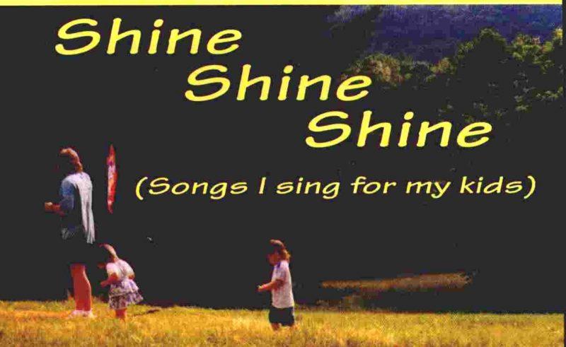 Shine, Shine, Shine - CD